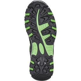 CMP Campagnolo Rigel Low WP Chaussures de trekking Enfant, black blue-gecko